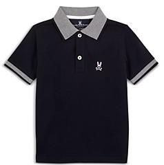 Psycho Bunny Boys' Polo Shirt - Little Kid, Big Kid