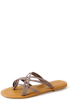 Bamboo Waterfront Sandal