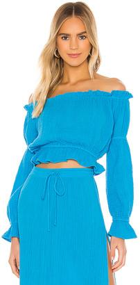 Blue Life Marisol Top