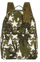 Valentino Star Camouflage Backpack