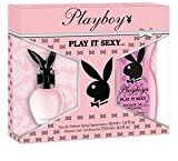 Coty PLAYBOY PLAY IT SEXY SET VALUE $30 (W) (Pack of 3)
