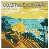 Thirstystone 4-pc. Coastal California Coaster Set
