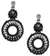 Saks Fifth Avenue Double Drop Earrings