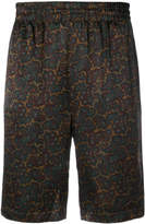 Stussy printed style shorts