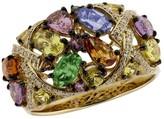 Effy Jewelry Watercolors Multi Gemstone & Diamond Ring, 3.07 TCW
