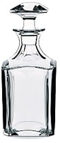 Baccarat Perfection Plain Square Decanter