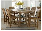 Progressive Willow Pine Rectangular Counter Dining Table - Distressed Pine