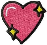 Stoney Clover Lane Sparkle Heart Sticker Patch