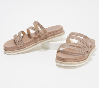 Vince Camuto Strappy Slide Sandals - Rallsan