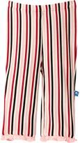 Kickee Pants Print Ruffle Pant (Baby Girls)