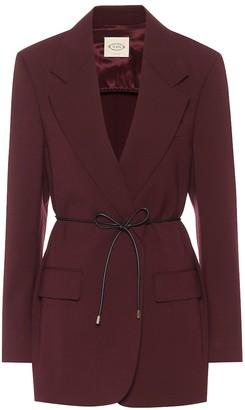 Tod's Wool-blend blazer