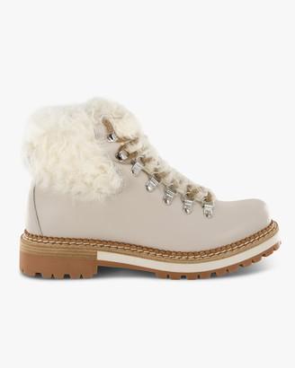 Montelliana White Clara Boot