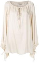 Egrey Satine long sleeves blouse