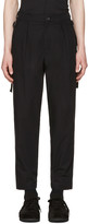 Damir Doma Black Per Trousers