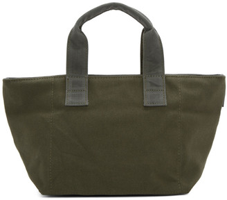 N.Hoolywood Green Porter Edition Pouch Tote