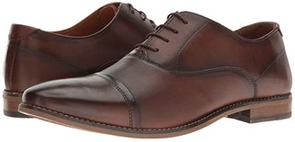Steve Madden Finnch (Cognac) Men's Lace up casual Shoes