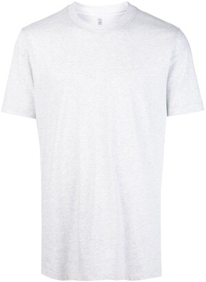 Brunello Cucinelli crew neck relaxed-fit T-shirt