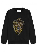 Our Legacy 50s Great Skull Jersey Sweatshirt