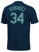 Majestic Kids' Felix Hernandex Seattle Mariners Player T-Shirt