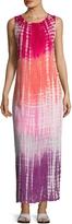 Young Fabulous & Broke Women's Amara Tie Dye Printed Maxi Dress
