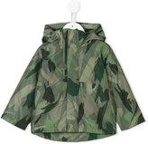 Stella McCartney printed hooded jacket