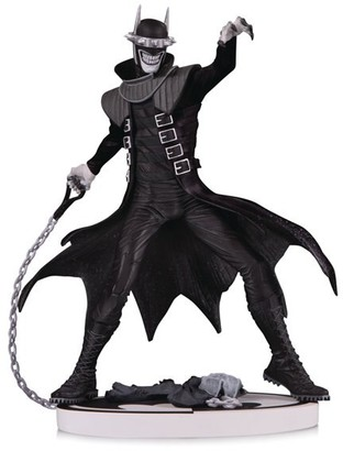 Dc Comics Batman: Black & White The Batman Who Laughs 2nd Edition Statue by Greg Capullo