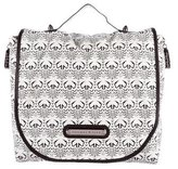 Thomas Wylde Printed Canvas Messenger