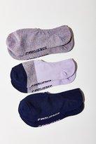 Converse Glitter Hidden Liner Sock 3 Pack