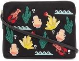Lizzie Fortunato 'Maritime Icon Safari' clutch