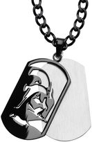 Star Wars Stainless Steel Darth Vader Layered Dog Tag Necklace - Men