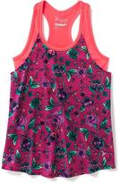 Old Navy Go-Dry Cool 2-in-1 Printed Tank for Girls