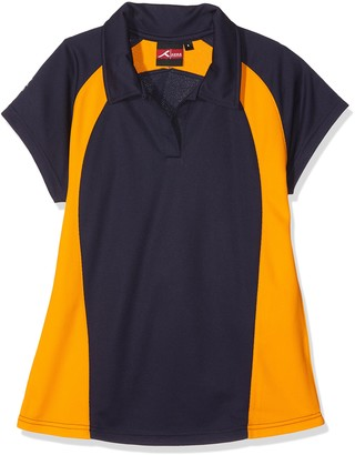 AKOA Girl's SPG Sector Polo Sports Shirt