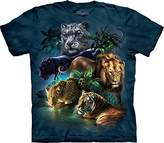 The Mountain Men's Big Jungle Cats T-shirt