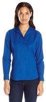 "Foxcroft Women's Long Sleeve ""Eva"" Non Iron Shirt"