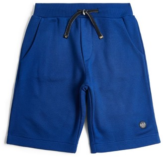 Emporio Armani Kids Logo Sweatshorts (4-16 Years)