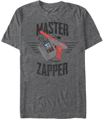 Fifth Sun Men's Tee Shirts CHAR - Duck Hunt Master Zapper Tee - Men