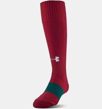 Under Armour Kids' UA Over-The-Calf Team Socks