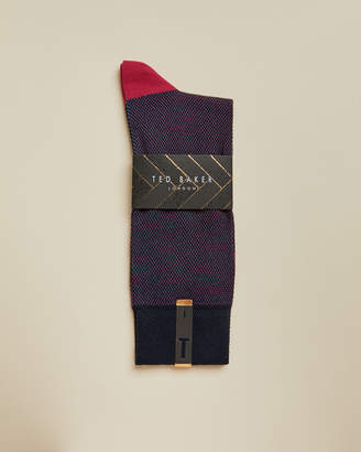 Ted Baker JOAQUIM Cotton textured socks