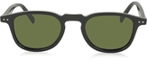 Celine FREDDY CL 41400/S 8071E Black Acetate Square Frame Unisex Sunglasses