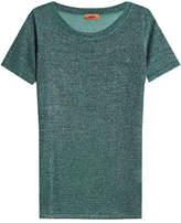 Missoni T-Shirt with Metallic Thread