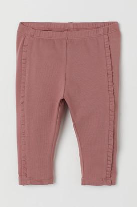 H&M Leggings with frills