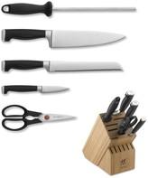 Zwilling J.A. Henckels Four Star II 6-Piece Knife Block Set