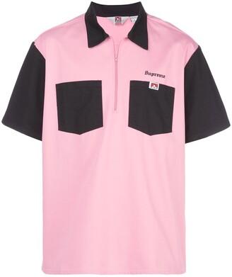 Supreme x Ben Davis bowling shirt