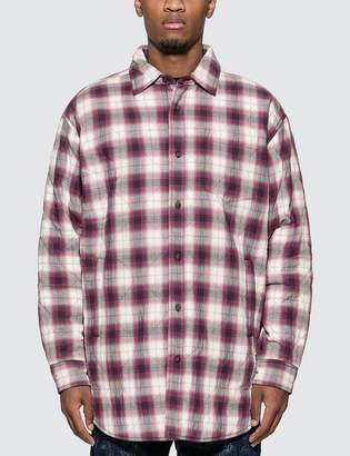 Acne Studios Quilted Overshirt