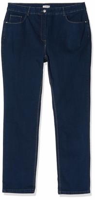 Damart Women's Pantalon Taille Haute Jambe Droite Trouser