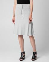 Le Château Jersey Midi Skirt