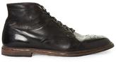 Dolce & Gabbana Marsella leather brogue boots
