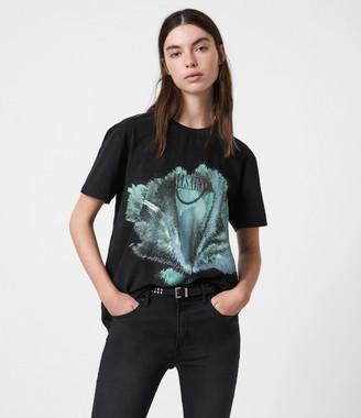 AllSaints Quietus Crew T-Shirt