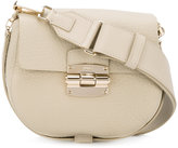 Furla grained effect shoulder bag