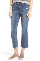 Women's Caslon Crop Flare Leg Jeans